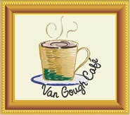 Van Gough Cafe Logo